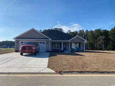 Conway Single Family Home For Sale: 384 Macarthur Dr.