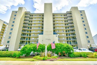Horry County Condo/Townhouse For Sale: 3601 S Ocean Blvd. #2-F