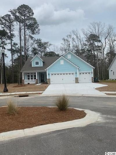 Single Family Home For Sale: 1829 N Cove Ct.