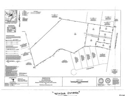 Loris Residential Lots & Land For Sale: Tbd Heritage Rd.