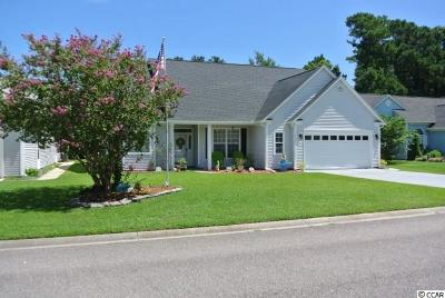 Murrells Inlet Single Family Home For Sale: 1382 Oakmont Ct.