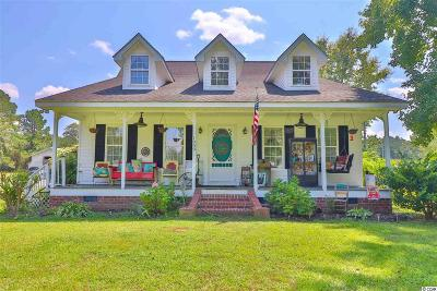 Conway Single Family Home For Sale: 1999 Pitch Landing Rd.