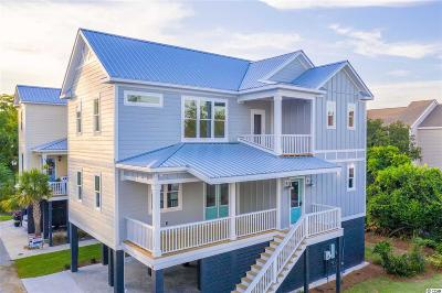 Pawleys Island Single Family Home For Sale: 14 Sunrise View Trail