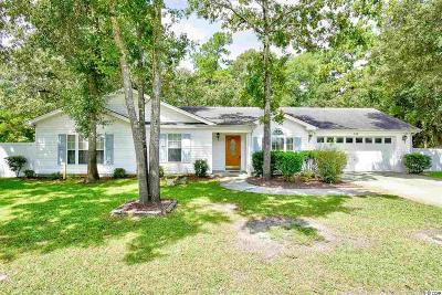 Conway Single Family Home For Sale: 562 Crusade Circle
