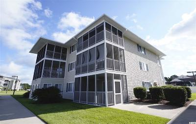 North Myrtle Beach Condo/Townhouse For Sale: 208 Landing Rd. #208H