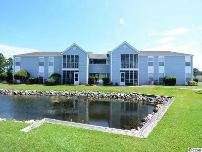 Horry County Condo/Townhouse For Sale: 8745 Chandler Dr. #F