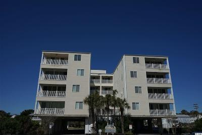 Horry County Condo/Townhouse For Sale: 4604 S Ocean Blvd. #2C