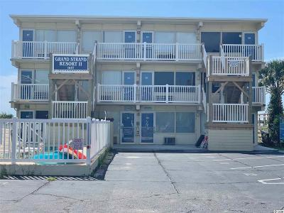 Horry County Condo/Townhouse For Sale: 1607 S Ocean Blvd. #14