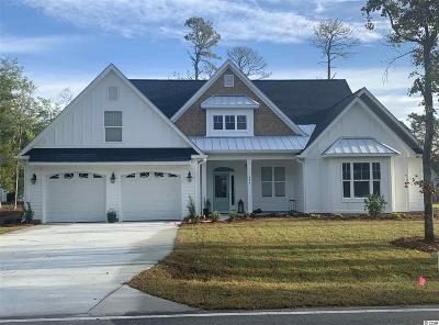 Pawleys Island Single Family Home Active Under Contract: 486 Hawthorn Dr.