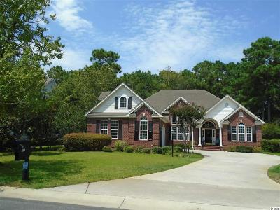 Georgetown County Single Family Home For Sale: 116 Hunters Oak Ct.