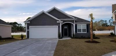 Surfside Beach Single Family Home Active Under Contract: 345 Ocean Commons Dr.