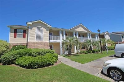 Horry County Condo/Townhouse For Sale: 3690 Clay Pond Village Ln. #1