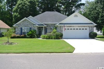 Murrells Inlet Single Family Home For Sale: 9623 Indigo Creek Blvd.