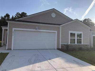 Brunswick County, New Hanover County, Georgetown County, Horry County Single Family Home Active Under Contract: 2072 Borgata Loop