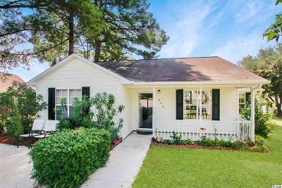 Brunswick County, New Hanover County, Georgetown County, Horry County Single Family Home For Sale: 892 Holly Sands Blvd.