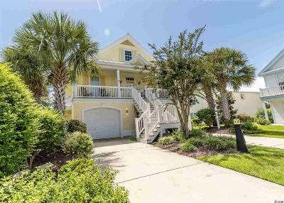 Murrells Inlet Single Family Home For Sale: 404 Marsh Folly Pl.