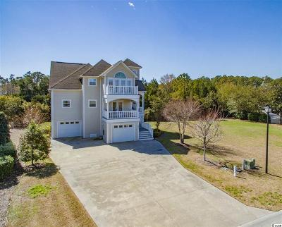 North Myrtle Beach Single Family Home For Sale: 4603 South Island Loop