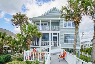 Garden City Beach Single Family Home For Sale: 921 S Waccamaw Dr.