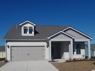 Myrtle Beach Single Family Home Active Under Contract: 1752 Parish Way