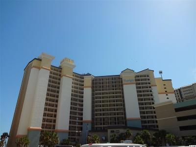 North Myrtle Beach Condo/Townhouse For Sale: 4800 S Ocean Blvd. S #722