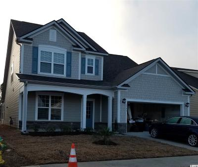 Myrtle Beach Single Family Home Active Under Contract: 1791 Parish Way