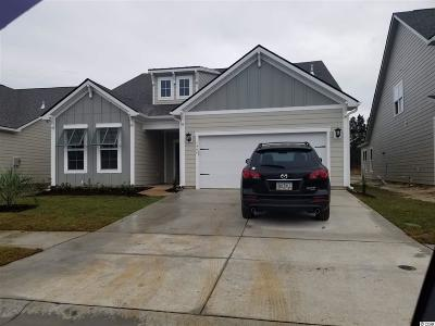 Myrtle Beach Single Family Home Active Under Contract: 1795 Parish Way