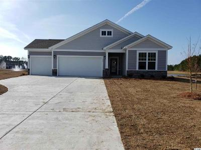 Myrtle Beach Single Family Home Active Under Contract: 1334 Tessara Way