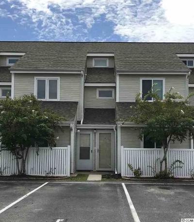 Surfside Beach Condo/Townhouse For Sale: 1300 Deer Creek Rd. #F