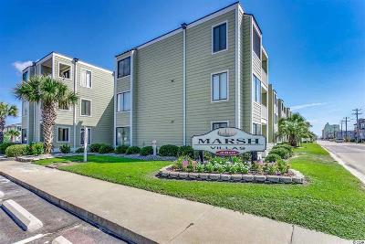 North Myrtle Beach Condo/Townhouse For Sale: 4801 N Ocean Blvd. #1M