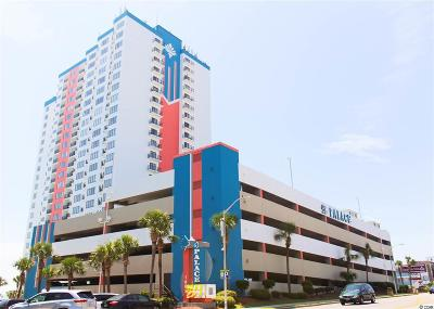 Myrtle Beach Condo/Townhouse For Sale: 1605 S Ocean Blvd. #602