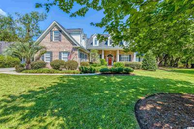 Pawleys Island Single Family Home For Sale: 9 Red Squirrel Ln.