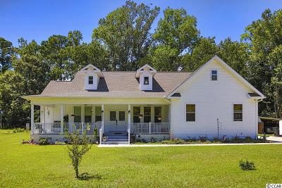 Little River Single Family Home Active Under Contract: 3600 Ethel Ln.