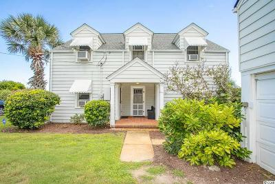 Myrtle Beach Single Family Home For Sale: 3604 North Ocean Blvd.