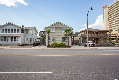 North Myrtle Beach Multi Family Home For Sale: 506 S Ocean Blvd.