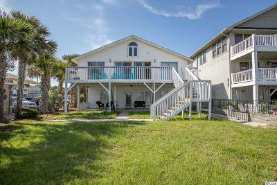 North Myrtle Beach Single Family Home For Sale: 2023 S Ocean Blvd.