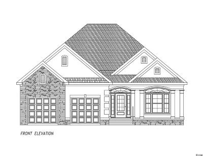 Myrtle Beach Single Family Home For Sale: Lot 198 Shipmaster Ave.