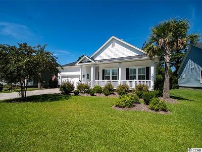 Pawleys Island Single Family Home For Sale: 143 Winston Circle