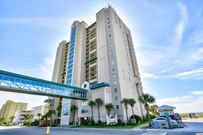 North Myrtle Beach Condo/Townhouse For Sale: 3805 S Ocean Blvd. #103