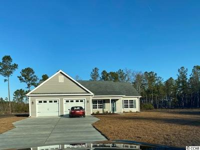 Aynor SC Single Family Home Active Under Contract: $220,620