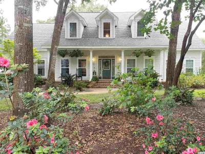 Murrells Inlet Single Family Home For Sale: 5065 Spanish Oaks Ct.