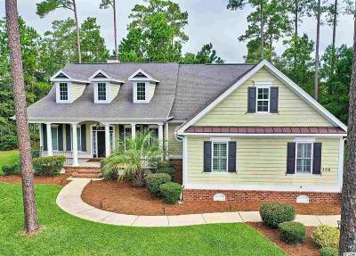 Murrells Inlet Single Family Home For Sale: 308 West End Ct.