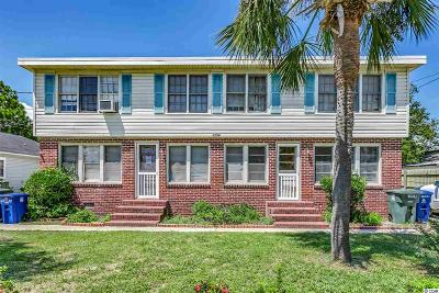 North Myrtle Beach Multi Family Home For Sale: 1704 S Hillside Dr. S