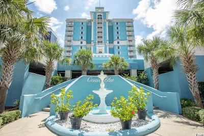Myrtle Beach Condo/Townhouse For Sale: 2709 S Ocean Blvd. #1002