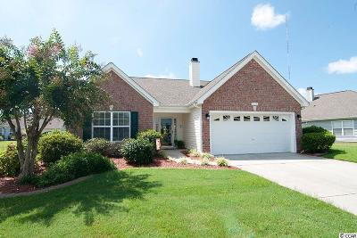 Murrells Inlet Single Family Home Active Under Contract: 225 Seville Dr.