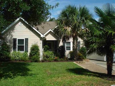 North Myrtle Beach Single Family Home Active Under Contract: 102 Cedar Ave.