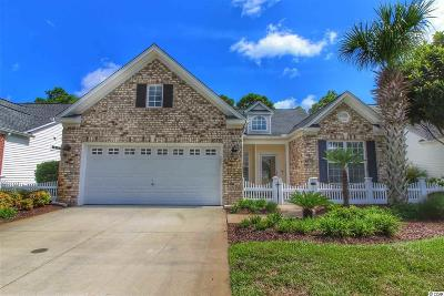 North Myrtle Beach Single Family Home Active Under Contract: 5710 Coquina Point Dr.