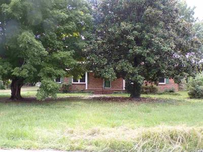 Hartsville Single Family Home For Sale: 404 S S. Eleventh St.
