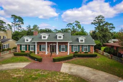 Myrtle Beach Single Family Home For Sale: 5614 Woodside Ave.