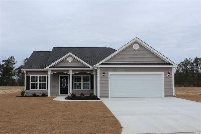 Aynor SC Single Family Home Active Under Contract: $160,050