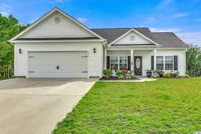 Longs Single Family Home For Sale: 513 Irees Way